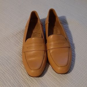 Unstructured by Clark's Leather Loafers